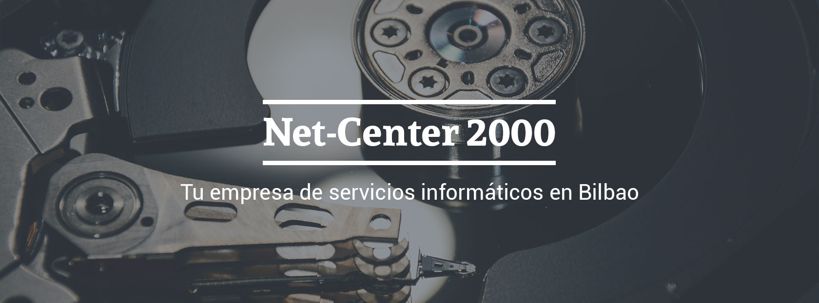 Servicios informáticos en Bilbao - Net-Center 2000